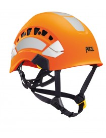 Casque VERTEX VENT HI VIZ Orange PETZL