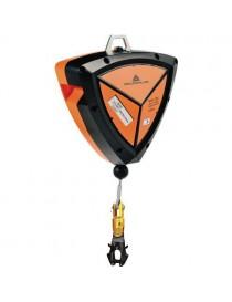 Antichute à rappel automatique en câble acier DELTA PLUS