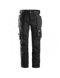 Pantalon AllroundWork avec poches holster 6241 SNICKERS