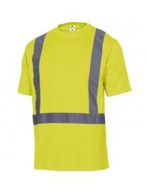 T-Shirt Haute Visibilité EN20471 DELTA PLUS