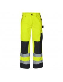 Safety+ Pantalon D´Hiver Jaune EN 20471