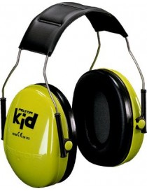 Casque antibruit PELTOR™ Kid, vert, H510AK-442-GB