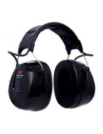 Casque radio FM 3M™ PELTOR™ WorkTunes™ Pro, 32 dB, noir, serre-tête