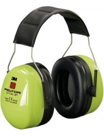 Casque antibruit 3M™ PELTOR™ Bull's Eye™ III,H540A-441