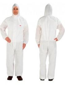 Combinaison de protection 3M™ référence 4515, couleur blanc, taille L