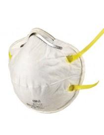 Masque anti-poussières coque FFP1 3M™ 8710, 3 masques