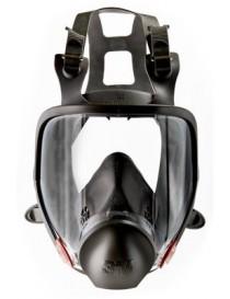 Masque complet confort réutilisable 3M™ 6900, Large
