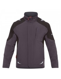 Blouson Softshell Galaxy Anthracite Noir