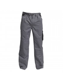 Pantalon Bicolore Gris-Noir