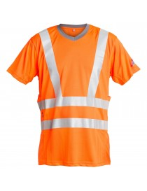 T-Shirt EN 20471 Orange