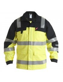 Blouson Safety+ Jaune EN 20471