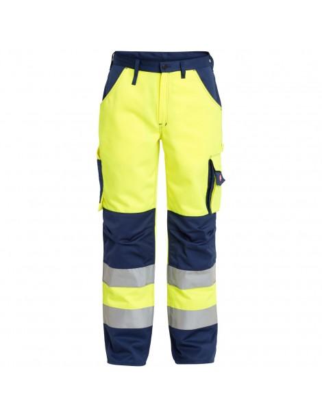 Pantalon Jaune/Marine EN 20471