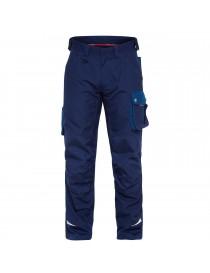 Pantalon De Travail Galaxy BLEU ENCREPETROLE