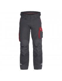 Pantalon De Travail Galaxy GRIS/ANTHRACITE/TOMATO