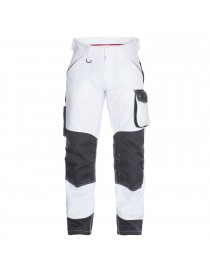 Pantalon De Travail Galaxy BLANC/GRIS/ANTHRACITE
