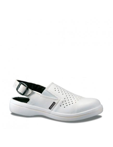 Sandale blanche de sécurité PAULINE SB LEMAITRE