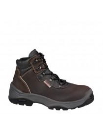Chaussure en croute de cuir de sécurité DIABLO S3 CI LEMAITRE