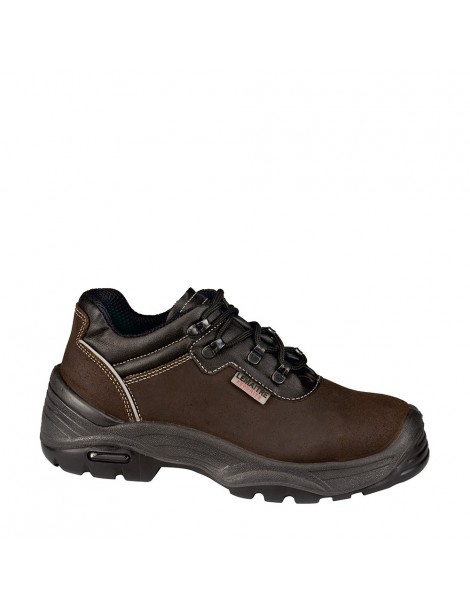Chaussure basse en cuir de sécurité SANTO S3 LEMAITRE