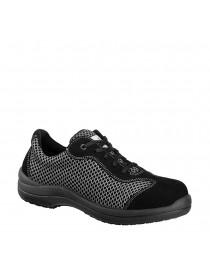 Chaussure basse de sécurité RESEDA GRIS S1P SRC LEMAITRE