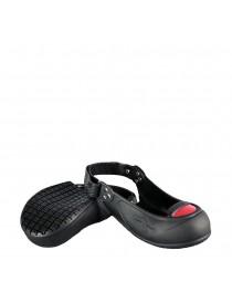 Sur-chaussure de sécurité Coques VISITOR rouge LEMAITRE VISITOR