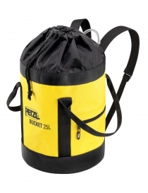 Sac en toile auto-portant BUCKET PETZL