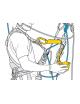 Antichute mobile sur corde avec fonction de blocage ASAP LOCK PETZL