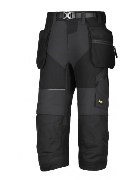 6905 Pantacourt avec poches holster+, FlexiWork SNICKERS