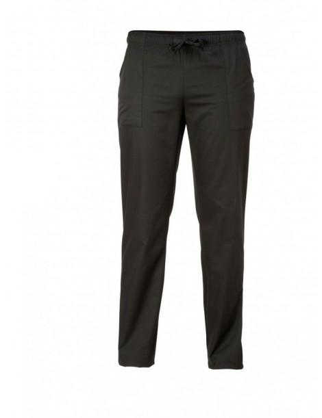 Pantalon ALAN (Gris/Noir)