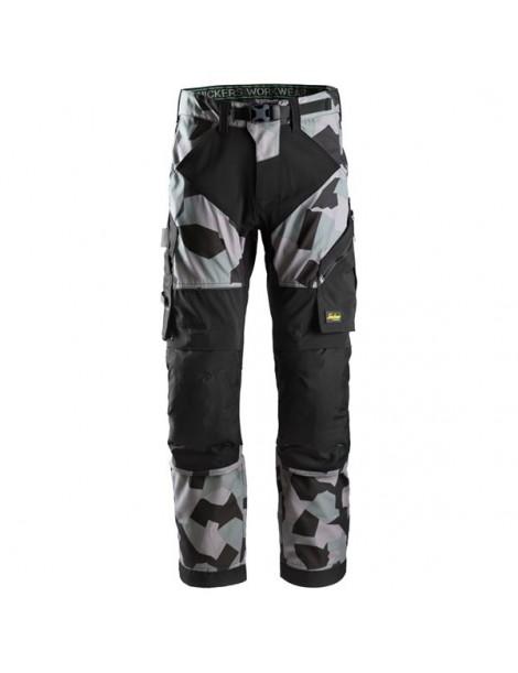 6903 Pantalon de travail+, FlexiWork Snickers