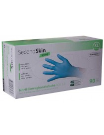 Gants jetables en nitrile Second Skin Strong