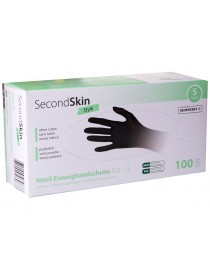 Gants jetables en nitrile by SEMPERIT Second Skin Strong