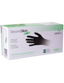 Gants jetables en nitrile by SEMPERIT Second Skin Style